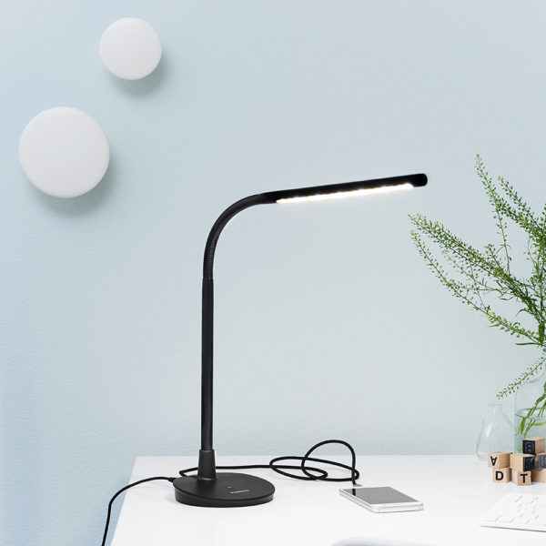Lampada da tavolo Diasonic LED , con USB