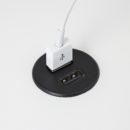 Powerdot MICRO - 2 prese USB per la ricarica 5V 2A